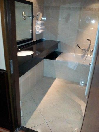 Van Der Valk Hotel Vianen: Bathroom