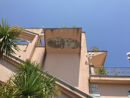 Bovalino Marina Italy  City pictures : ... the room's balcony Picture of Hotel Villa Afrodite, Bovalino Marina