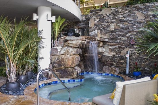 Hyatt Residence Club Sarasota, Siesta Key Beach: Waterfall