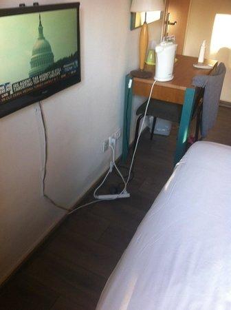 Arcadia Hotel Tiberias: Room