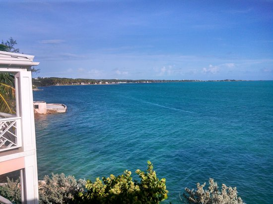 Club Peace & Plenty Exuma Island: A room with a view