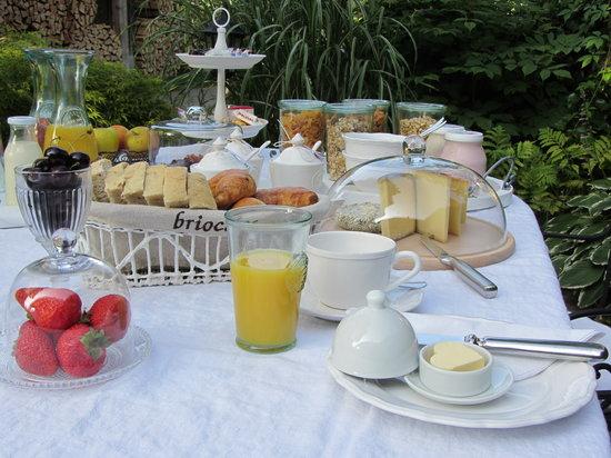 Brachers Bed & Breakfast: Frühstück
