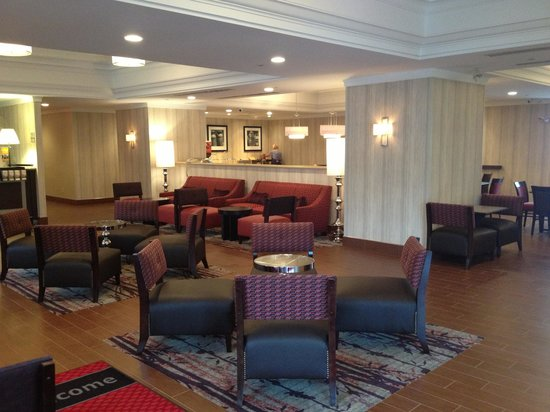 Hampton Inn Boston / Cambridge : Clean, updated, comfortable