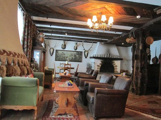 Jaegerhof Hotel & Apartements : The country style saloon