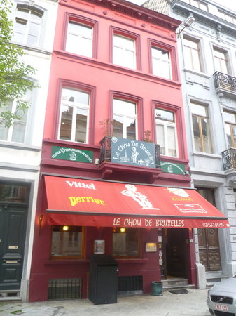 Photo of Belgian Restaurant Le Chou de Bruxelles at 26, Rue De Florence, Ixelles 1050, Belgium