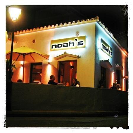 Café Noahs: Noah's heerlijk relax!