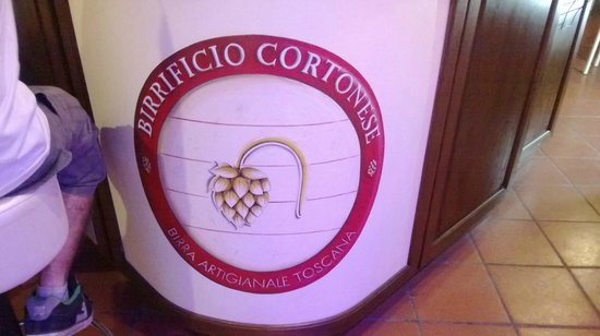 Birrificio Cortonese: Logo!