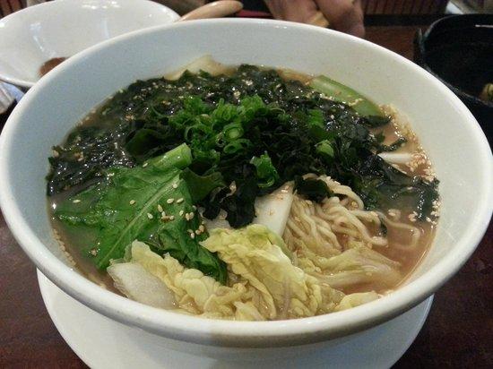 Komachi Japanese Restaurants: Vegetarian Ramen