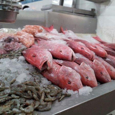 Mercado de San Juan : Amazing seafood