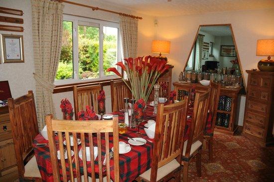 Grove House: Dining Area