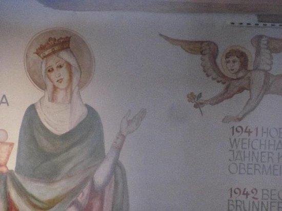 Schleifer-Romertor: mural