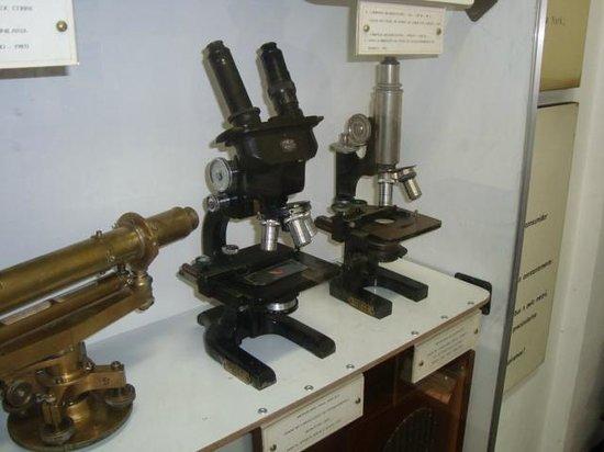 Transport Museum: Equipamentos da época