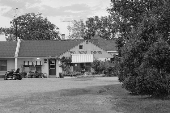 Village Inn Motel: Diner