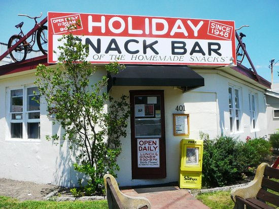 Holiday Snack Bar: HSB