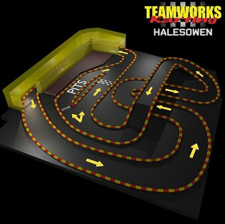 ‪Teamworks Karting Halesowen‬