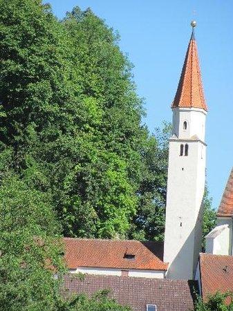 Michaelskirche: view