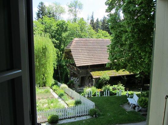 Brachers Bed & Breakfast: Garten