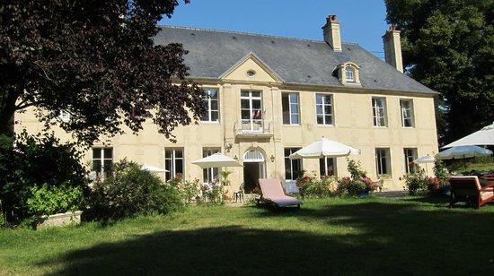 Hôtel Château De Bellefontaine : Hotel