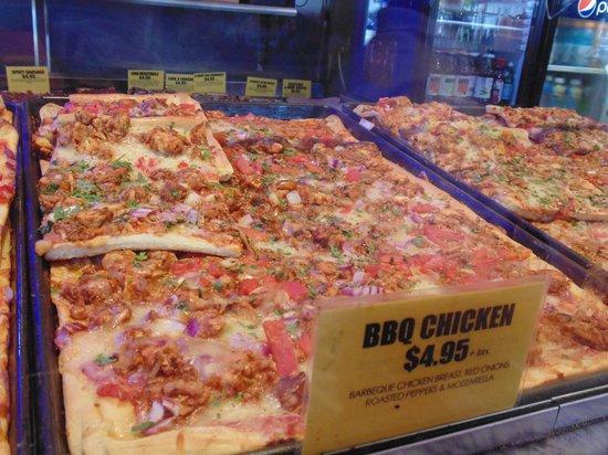 Pizza Rustica : Pizza