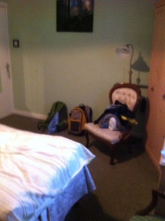 Bridgend House Bed & Breakfast: double bedroom