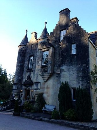 Stonefield Castle Hotel: gorgeous building