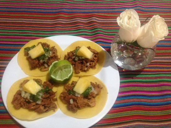 La Parrillita Mexico: Tacos al Pastor