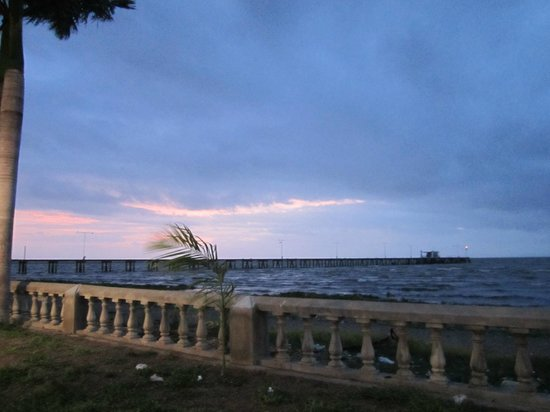 Hotel El Maltese: View of Lake Nicaragua from Hotel Maltese