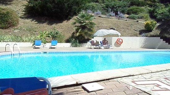 Hôtel de la Pagézie: pool