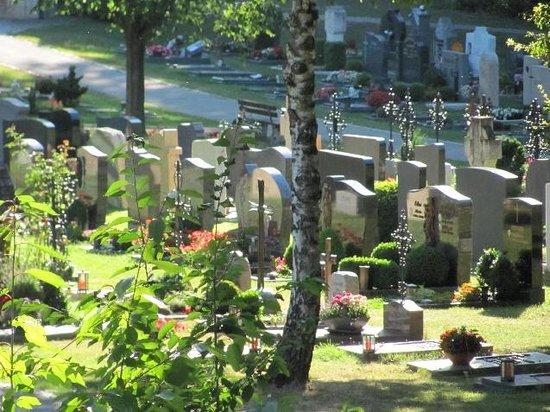 Städtischer Waldfriedhof
