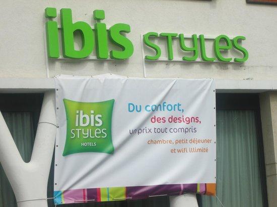 Ibis styles Marseille Timone : ibis