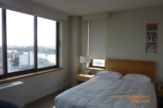 The Marmara Manhattan: chambre