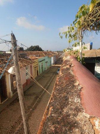 Casa Mirelis: vista desde la azotea
