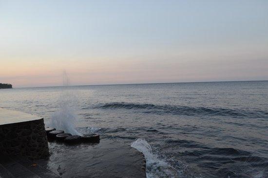 Matahari Tulamben Resort, Dive & SPA: Seaside