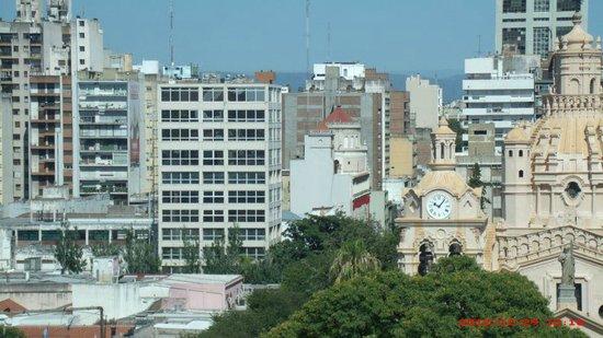 Interplaza Hotel: Vista do  Quarto
