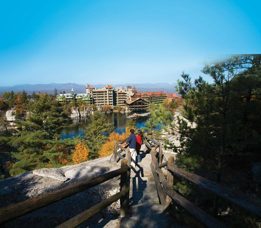 Mohonk Mountain House: Hiking