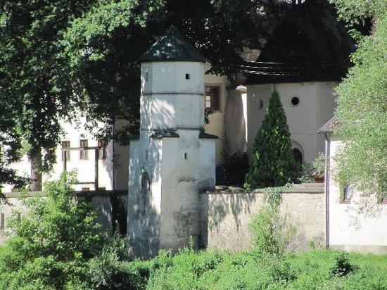Klösterl im Bruderloch: view