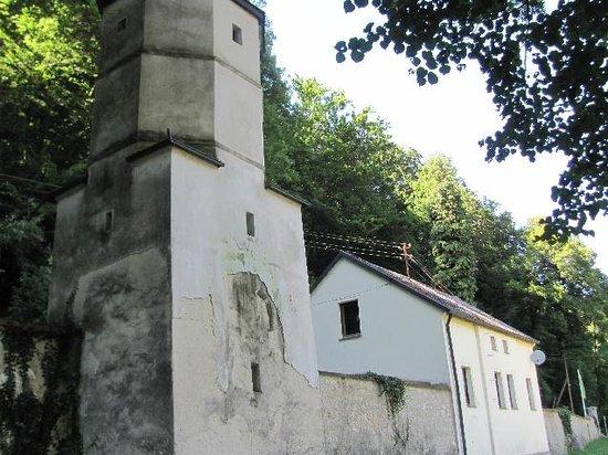 Klösterl im Bruderloch: detail
