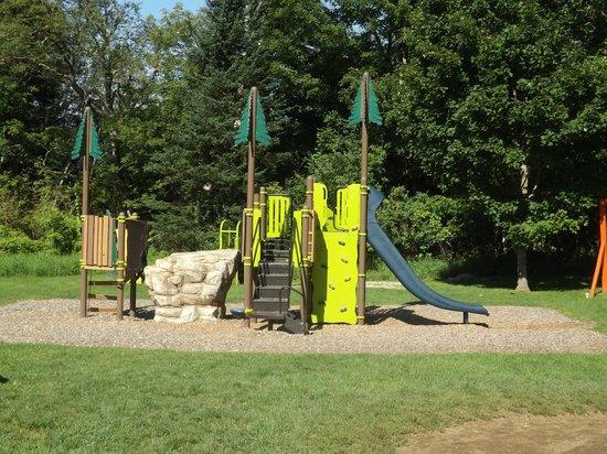 The Lantern Resort Motel and Campground: Playground