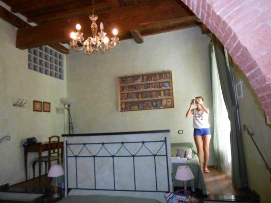 B&B La Casa dei Tintori: Family room