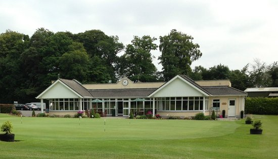 Tullamore, Ireland: Beautiful Golf Course&Clubhouse