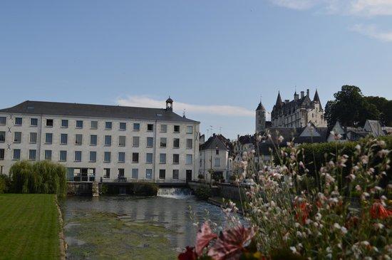 Pierre & Vacances Residence Le Moulin des Cordeliers: l'ancien moulin