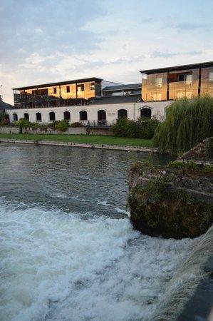 Pierre & Vacances Residence Le Moulin des Cordeliers: moulin