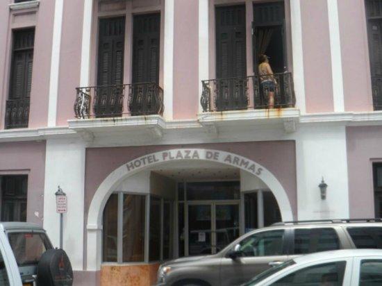Hotel Plaza De Armas Old San Juan : Hotel Plaza De Armas
