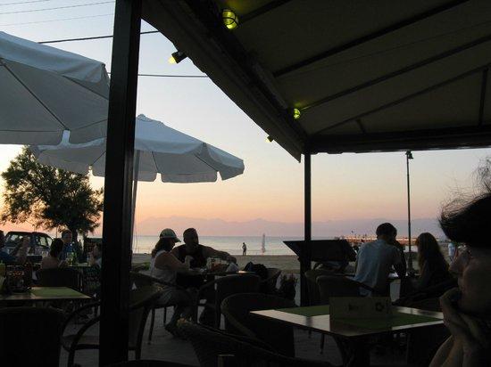 Taverna Opa: Sunset