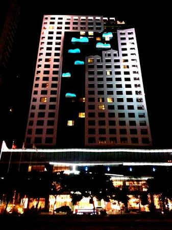 Millennium Hotel Taichung: building