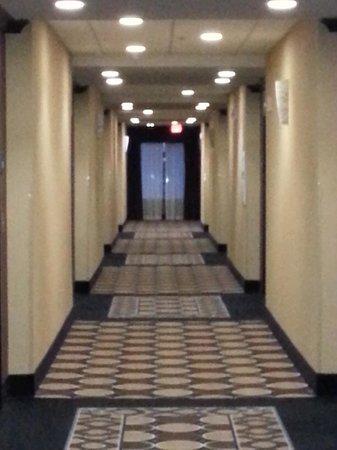 Holiday Inn Express Hotel & Suites - Glen Rose : Hallway