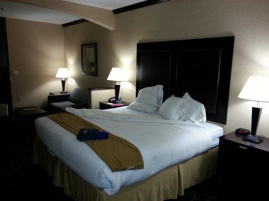 Holiday Inn Express Hotel & Suites - Glen Rose: room