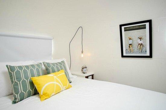 Suite 5 Bedroom – AutoCamp Santa Barbara