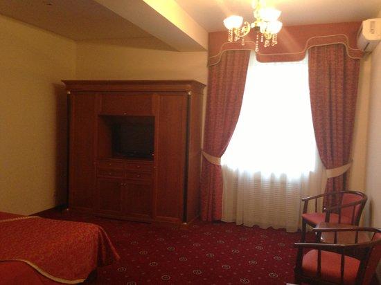 Amur Hotel: номер