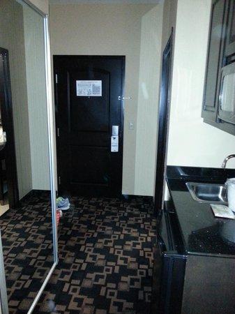 Holiday Inn Express Hotel & Suites - Glen Rose : Entrance hall